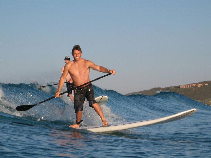 supsurfing